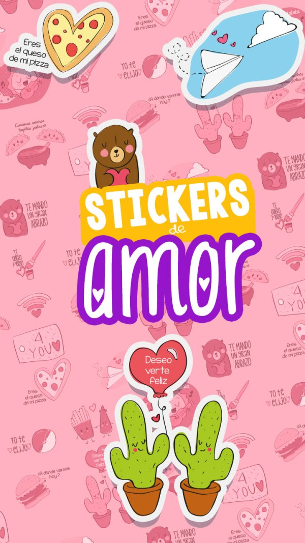 Stickers Para Decorar El Regalo Perfecto En San Valentín