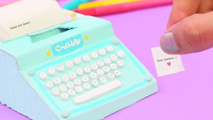maquina porta notas mini