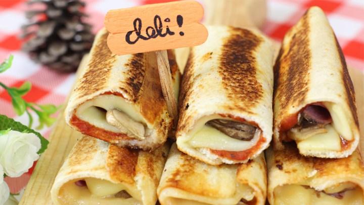 pizza rolls_recetas faciles