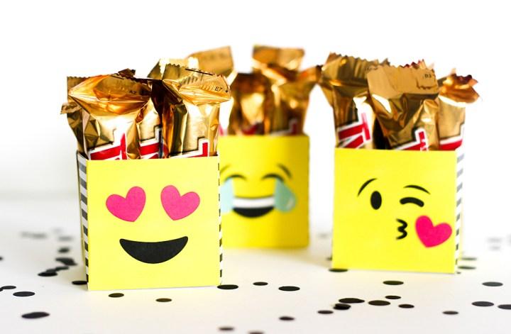cajas regalo emojis