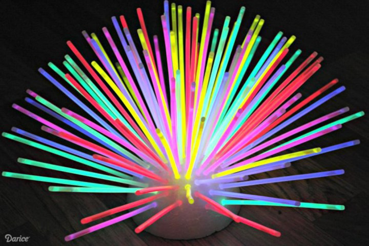 Ideas con luces neón |  Ideas with neon lights