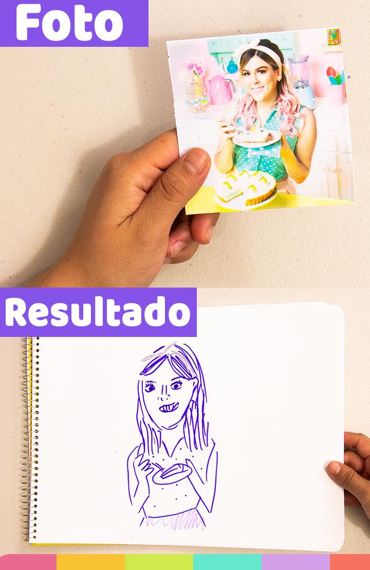 Dibuje a Gris de Mis Pastelitos, me esforcé mucho utilizando marcadores morados ¡No me odies Gris! | I draw Gris from Mis Pastelitos, I used purple markers, Don't hate me Gris!
