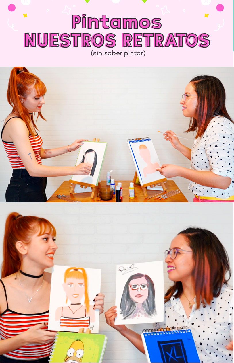 Pintando al otro challenge