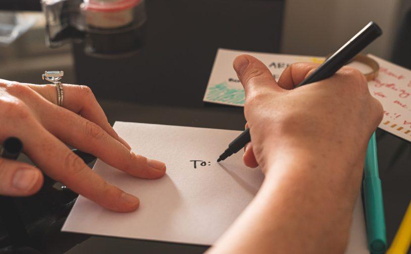 Cómo hacer una carta de amor