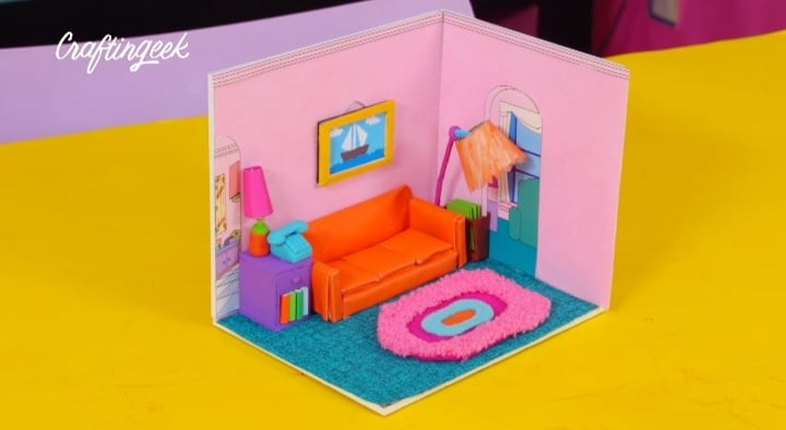 sala de los simpsons mini