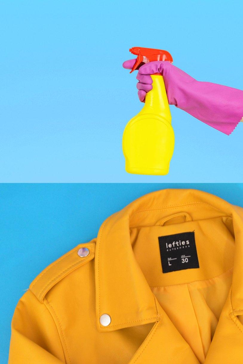 Como personalizar una chaqueta_Limpia tu chamarra