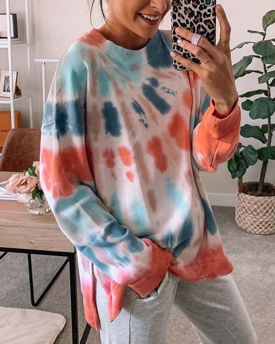 Tie dye Outfits hermosos que querrás tener.