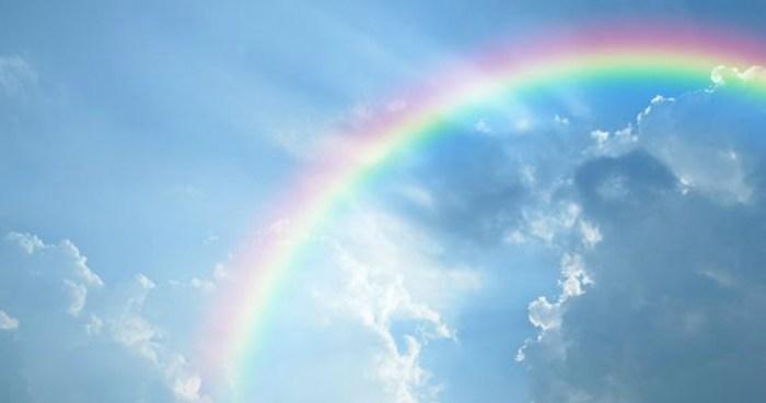 Qué colores tiene el arcoiris