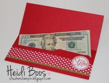 envelope maker - file folder money card