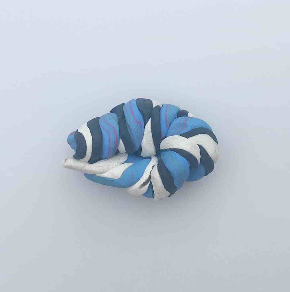 DIY Polymer Clay Button Tutorial with Fimo or Sculpey