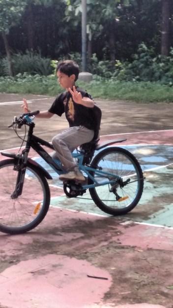 sid-on-cycle