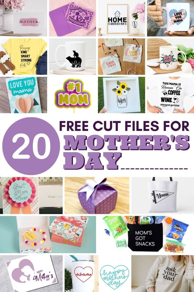 Mothers Day Free SVG