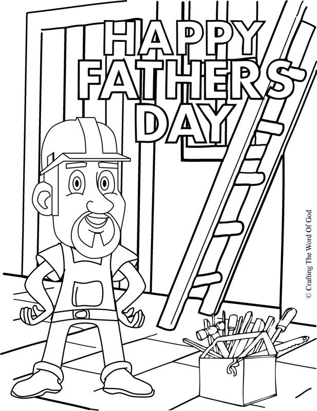 Fathers Day « Crafting The Word Of God