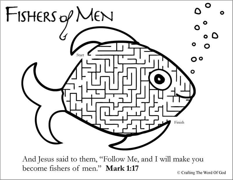 fisherman « Crafting The Word Of God