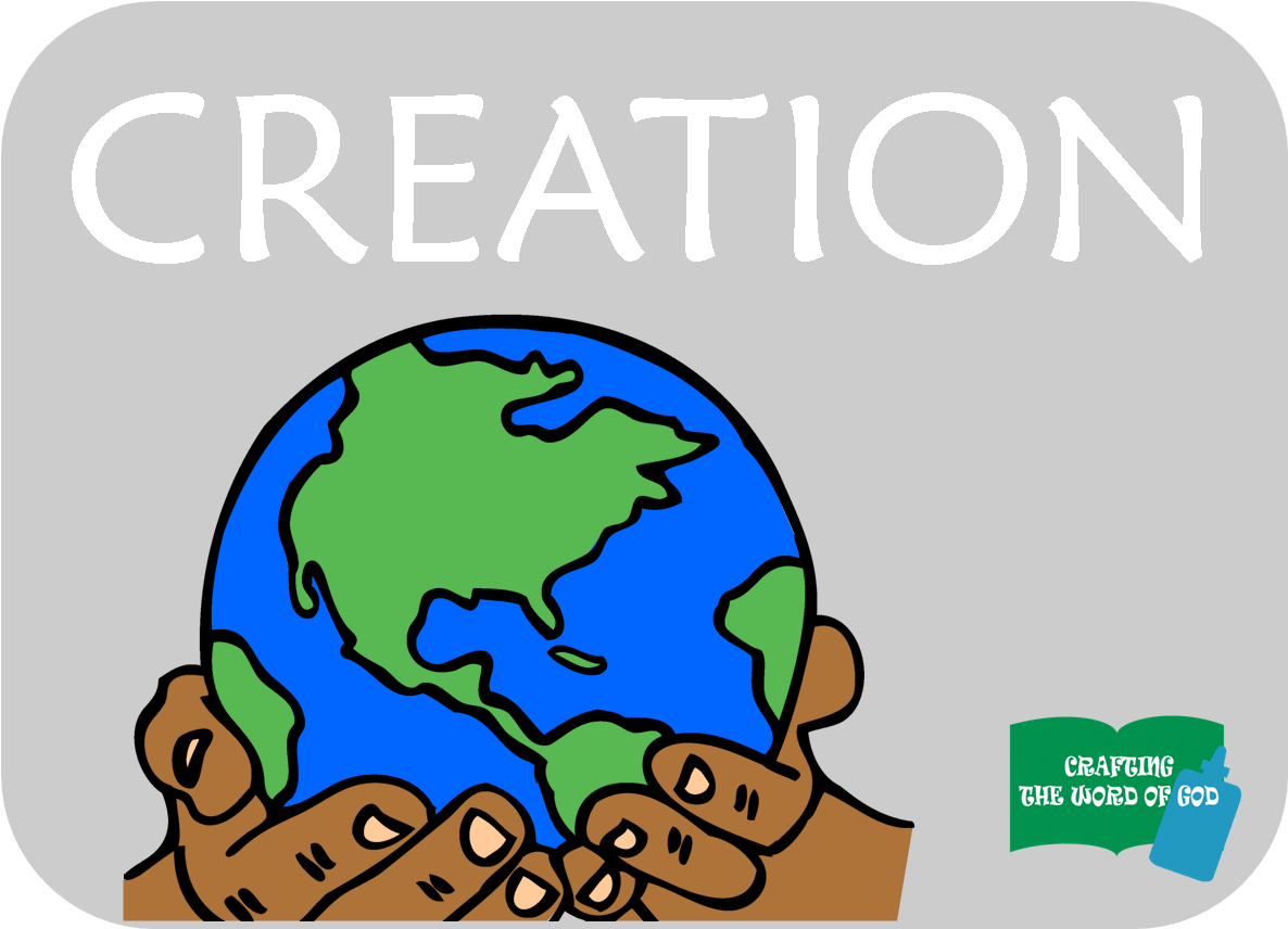 The Days Of Creation Lesson Crafting The Word Of God