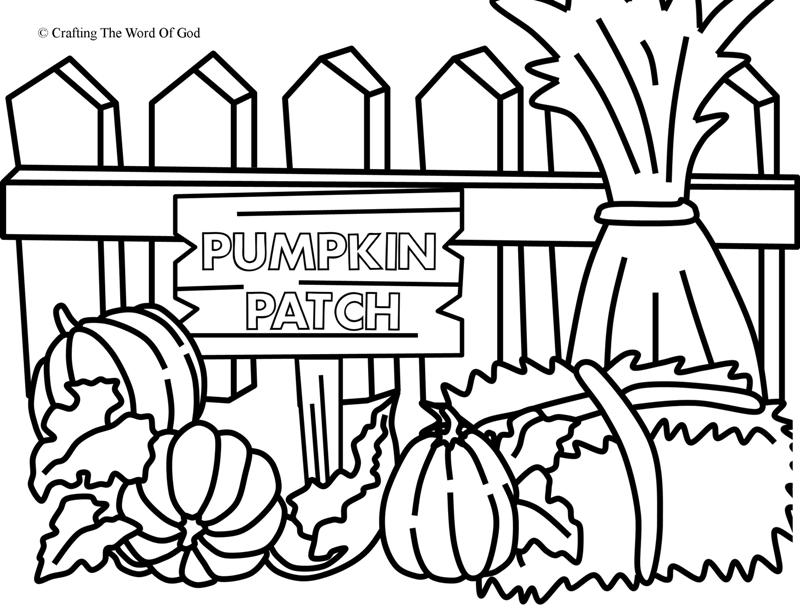 Thanksgiving Coloring Page 10- Coloring Page « Crafting