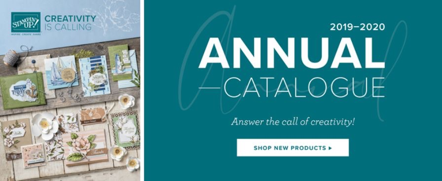 Annual Catalogue is now LIVE!