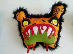 Soft, squeezable monsters by Little Critter Plush