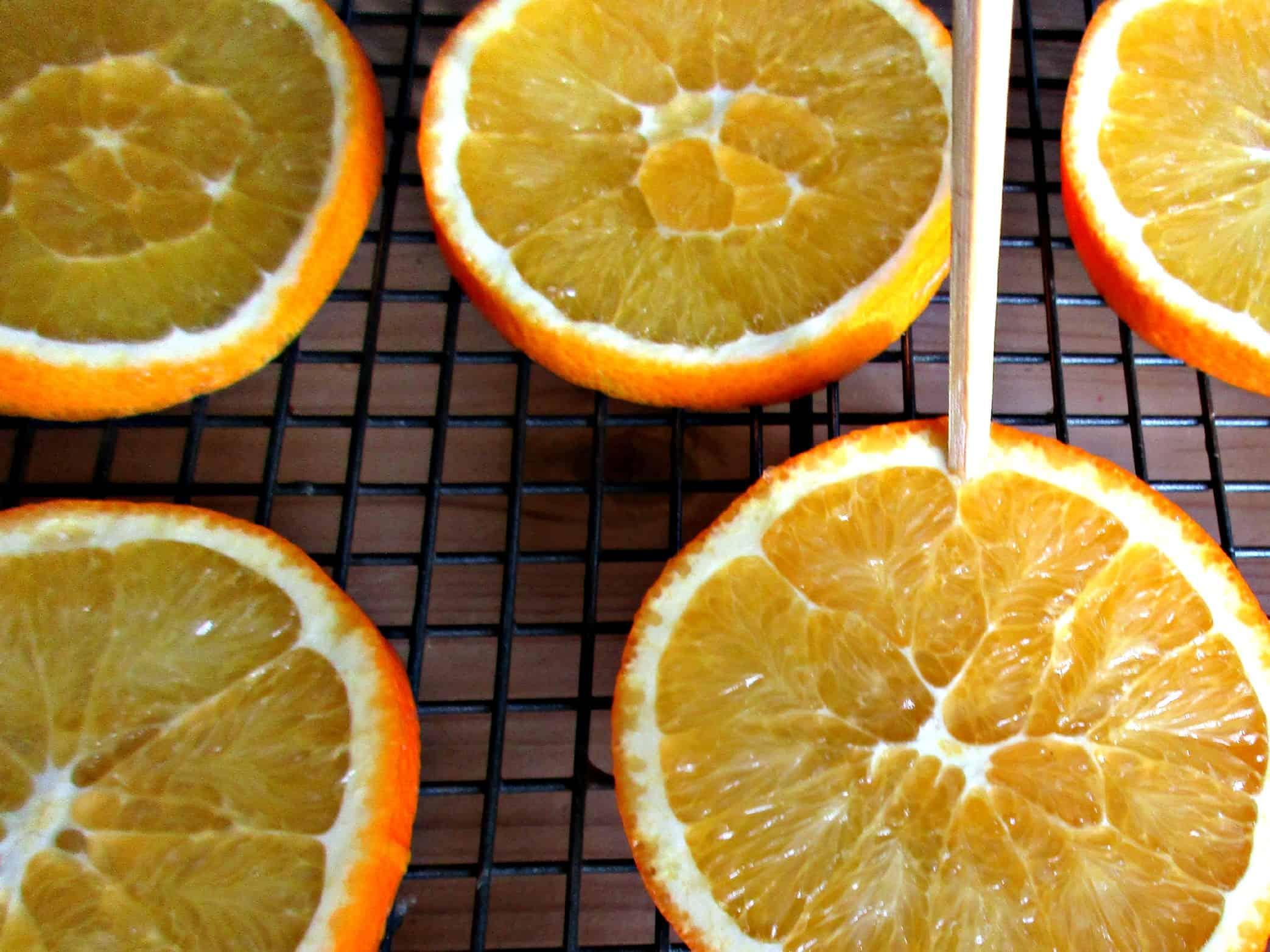how to make potpourri from orange peels