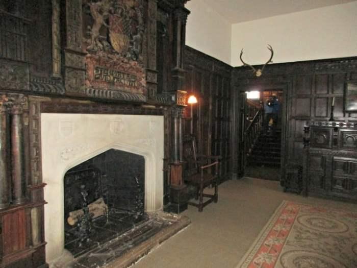 St Fagans - Castle Hall