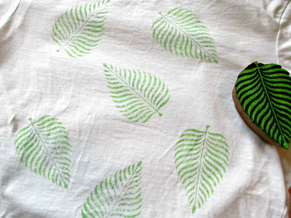 How To Make Brilliant Fabric Paint At Home Craft Invaders
