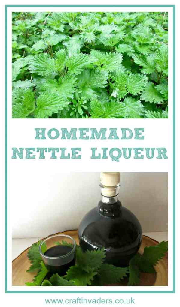 We made our own unique liqueur out of foraged nettles - check out our recipe for delicious Nettle Liqueur to see how we made it and what it tastes like.