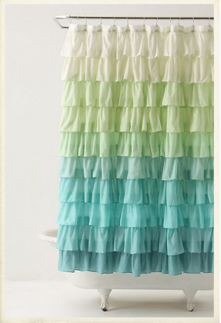 best ombre curtain