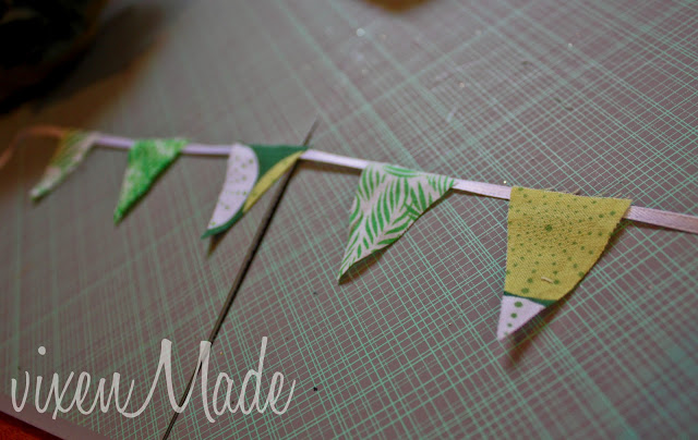 Green Wreath tutorial