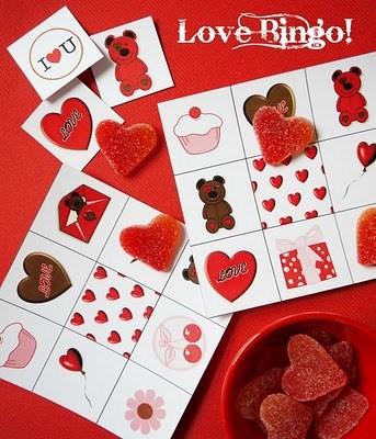 surprise bingo