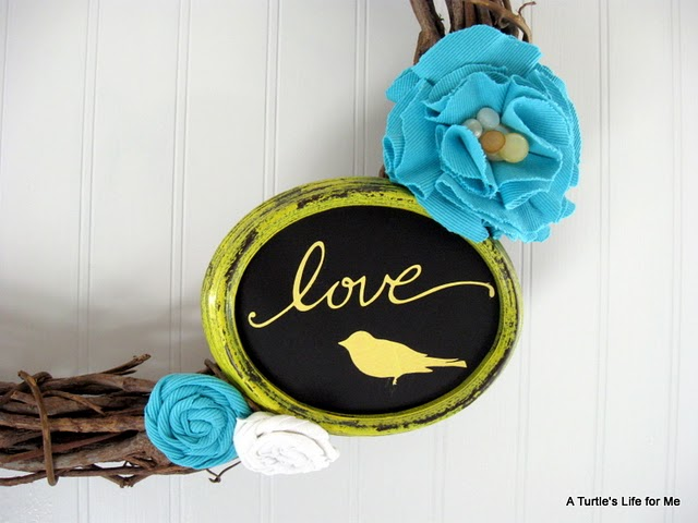 diy-everything-turquoise-wreath