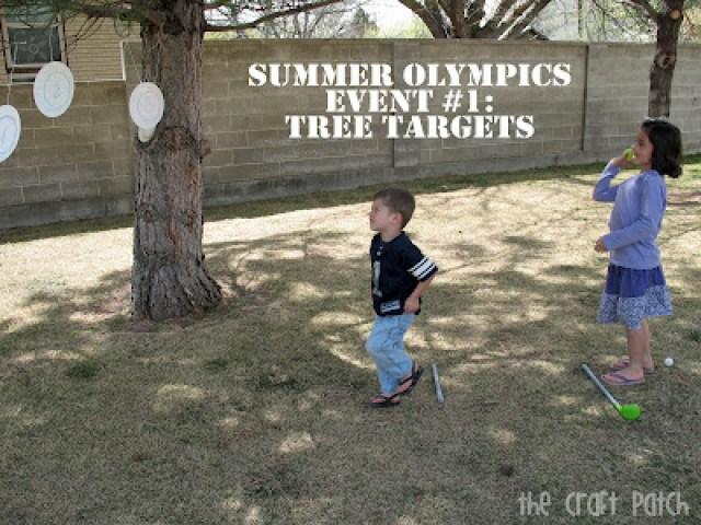 host your own backyard olympics