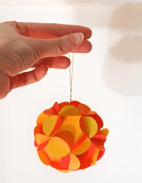 paper-ornaments-everything-orange-diy-best-ideas