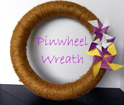 diy-burlap-string-pinwheels-wreath