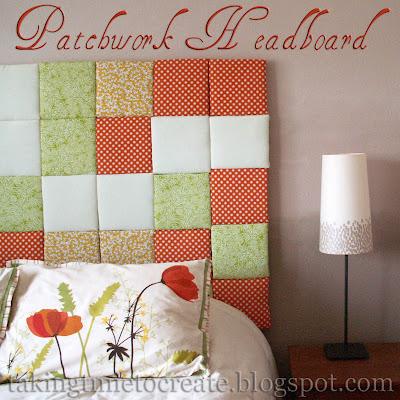 fabric padded headboard