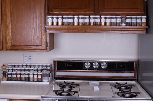 حل تخزين المطبخ