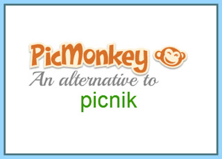 picmonkey picnik alternative software