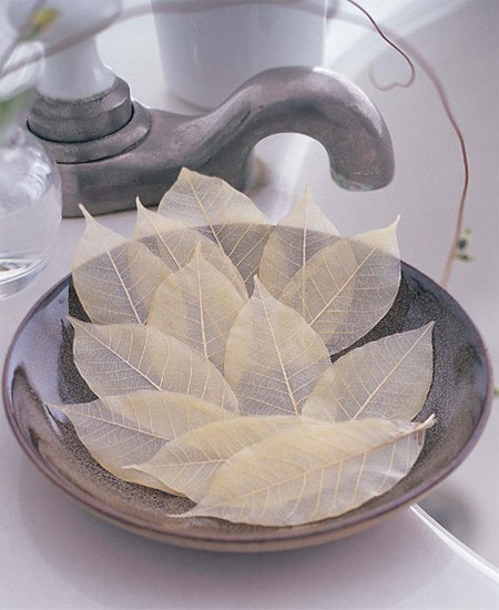 DIY-leaf-inspirations-best-ideas-decorative-soap-leaves
