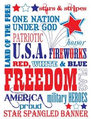 free-america-printable