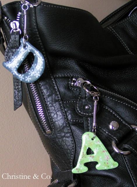 resin-envirotex-lite-chipboard-monogram-keychains-DIY