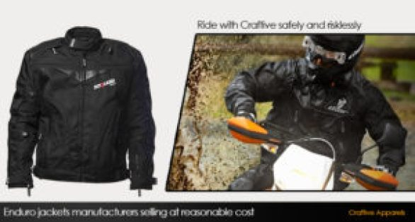 Enduro jacket at lowest prize