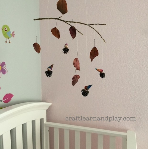 Nature Mobile Kids Decoration