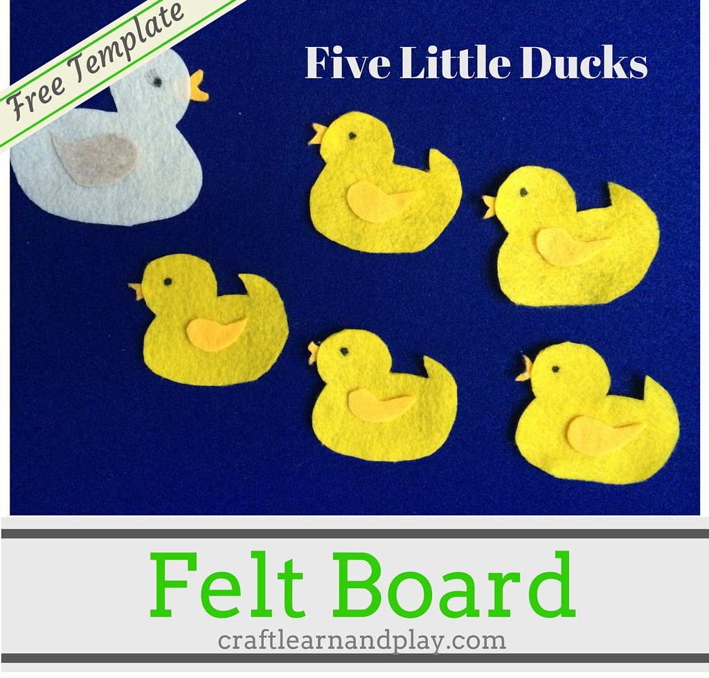felt-board-story-five-little-ducks-went-out-one-day