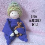 Easy to make In A Day: Waldorf Baby Doll Toy