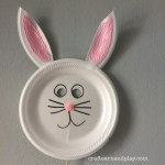 How To Make Simple Bunny Mask Even If You Are Not  A 'Crafty' Person