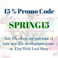 Etsy 15 % Promo Code