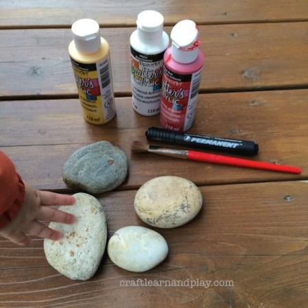 painted rocks crafts
