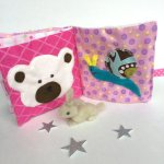 Featured Soft Sensory Baby Quiet Books