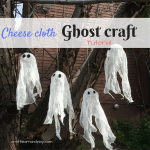 This Simple Halloween Ghost Crafts Is the Best Way to Decorate for Spooky Time of The Year