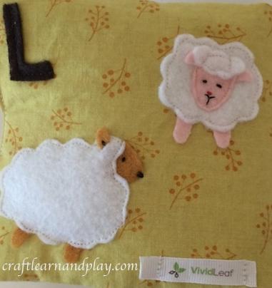 l-as-a-lamb-activity-book