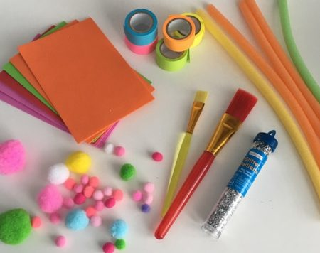 The best list of art supplies for kids: To help busy moms have more free time